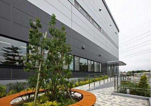 201705314cre4 500x351 - CRE/茨城県守谷市に3.4万m2の物流施設を竣工