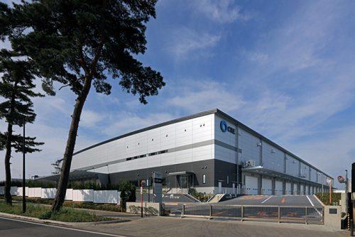 20170531cre1 500x334 - CRE/茨城県守谷市に3.4万m2の物流施設を竣工