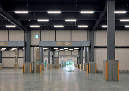 20170531cre3 500x353 - CRE/茨城県守谷市に3.4万m2の物流施設を竣工
