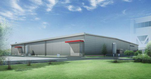 20170601mitsubishie 500x261 - 三菱電機/約30億投じ、鎌倉製作所相模工場に生産棟竣工