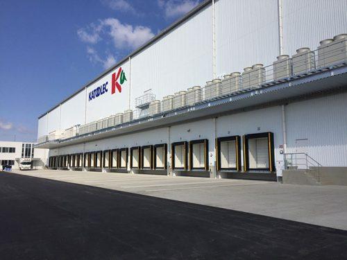 20170605katorec 500x375 - カトーレック/仙台で低温物流センターを増築