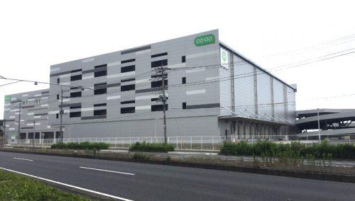 20170609coopnet 500x284 - コープネット事業連合/千葉県野田市に6.2万m2の物流センター稼働