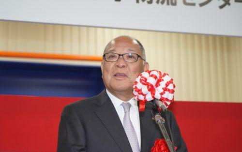 吉川俊雄会長