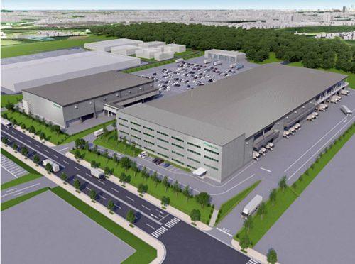 20170619prologi 500x372 - プロロジス/約3.8万m2の専用物流施設を仙台に開発
