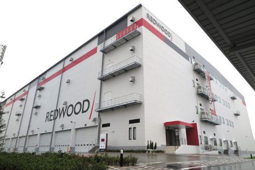 「名古屋センター」を開設したレッドウッド名古屋南ディストリビューションセンター
