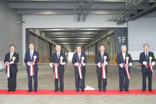 20170630trc12 500x334 - 東京流通センター/物流ビルB棟竣工、約7割が入居決定