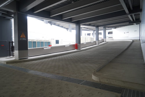20170630trc4 500x334 - 東京流通センター/物流ビルB棟竣工、約7割が入居決定