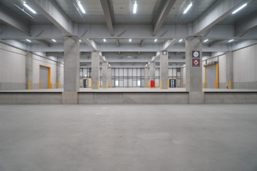 20170630trc6 500x334 - 東京流通センター/物流ビルB棟竣工、約7割が入居決定