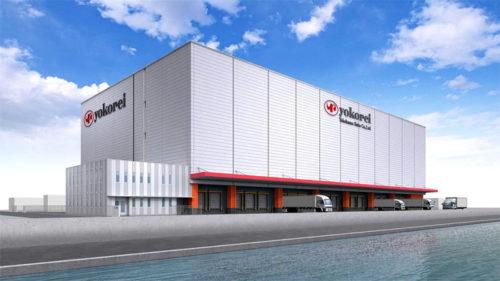 20170630yokorei 500x281 - ヨコレイ/名古屋市港区に名港物流センター(仮称)新設