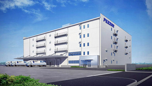 20170707alpusb 500x283 - アルプス物流/埼玉県加須市で1.5万m2の倉庫着工