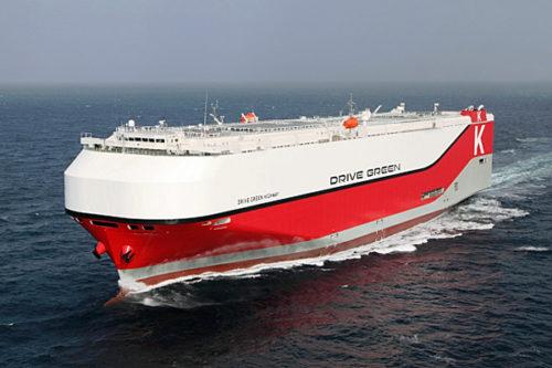 20170707kawasaki 500x333 - 川崎汽船/大型自動車船が「シップ・オブ・ザ・イヤー2016」大賞を受賞