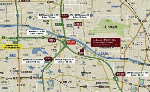 20170710esr9 500x308 - ESR/17.7万m2の物流施設、大阪府藤井寺市に竣工、内部を公開