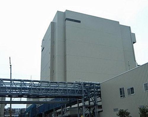 村田製作所八日市事業所 新生産棟