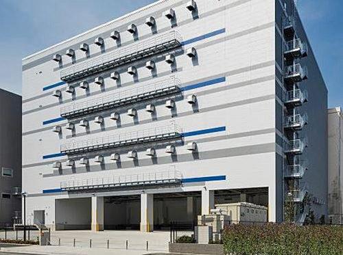 20170713cbre 500x373 - CBRE/東京都大田区平和島の物流倉庫で内覧会