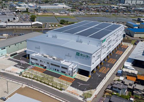 20170713senko 500x356 - センコー/愛知県丹羽郡に3万m2の物流施設を竣工