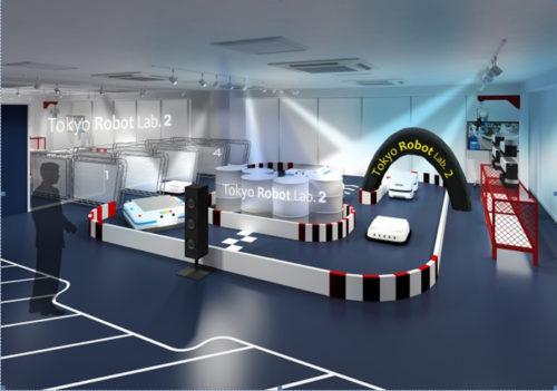 Tokyo Robot Lab.2(9月開設予定)