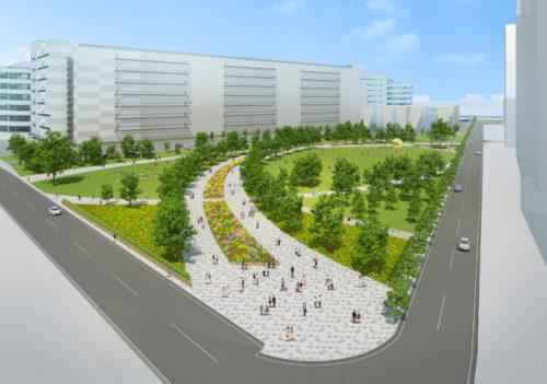 緑地空間イメージ