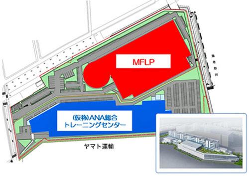 20170720mflp11 500x353 - 三井不動産/関東に5棟、大阪に1棟の物流施設を開発