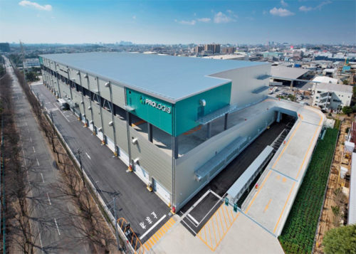 20170720prologi 500x357 - プロロジス/3PL企業2社と5.8万m2を賃貸契約