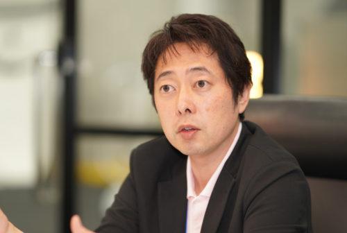 GeeK+(日本法人) 佐藤智裕 代表取締役社長