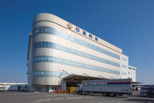 成田空港物流センター一般棟