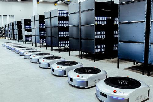 20170724prologis 500x333 - プロロジス/AIロボット活用でパートナーと協働