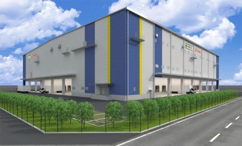 20170728rasale1 500x301 - ラサール不動産投資顧問/埼玉県にBTS型冷凍冷蔵物流施設を着工