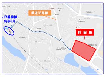 20170731mitsui6 - 三井不動産/福岡県の物流施設、5000坪をテナント募集