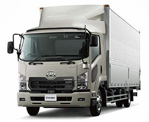 新型中型トラック「コンドル(Condor)」