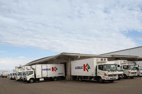 20170801katoorec 500x333 - カトーレック/香川県の定温共同配送センターを増床