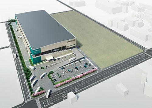 20170809prologi1 500x354 - プロロジス/スタートトゥディ専用物流施設をつくば市で着工