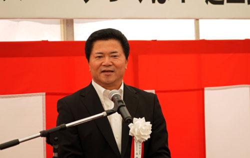 プロロジス山田社長