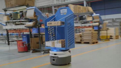 自律型移動ロボット