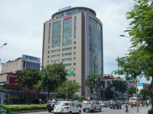 丸運物流ベトナム 事務所ビル