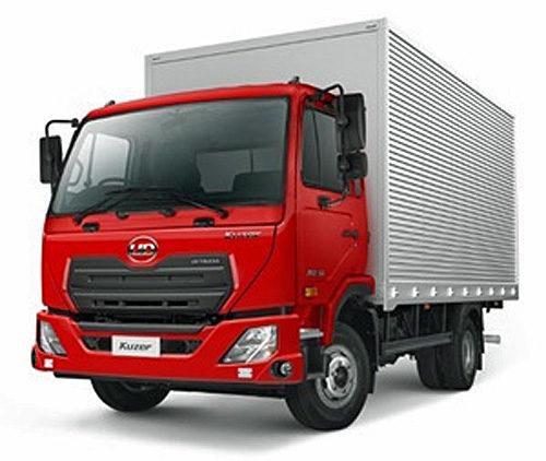 新興国向け新型小型トラック「クーザ―」