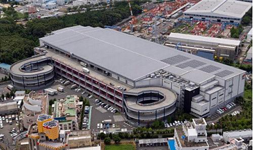 横浜町田物流センター