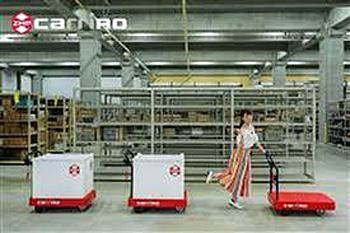物流支援ロボット「CarriRO」