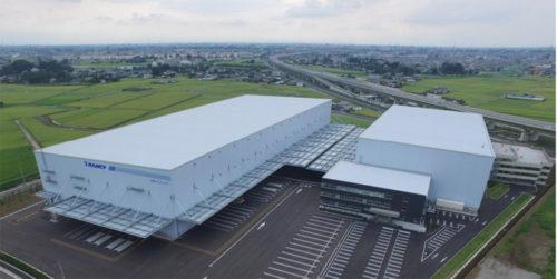 20170901trancy 500x251 - 日本トランスシティ/埼玉県幸手市に物流センター竣工