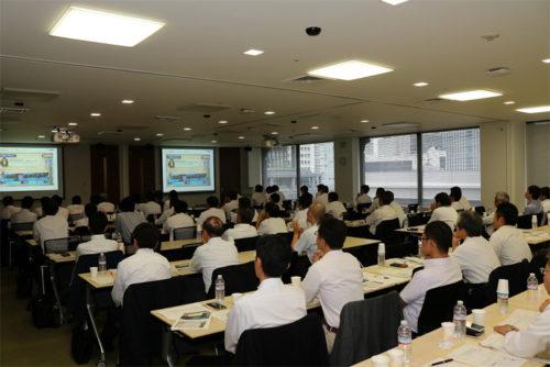 20170904nyk 500x334 - 日本郵船/安全荷役ガイドライン「Essential-15」定着を呼びかけ
