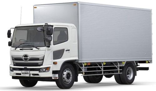 20170906hino 500x293 - 日野自動車/中型トラック「日野レンジャー」に車型を追加
