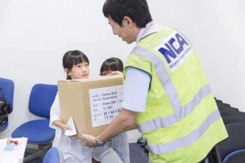 航空会社訪問(成田)