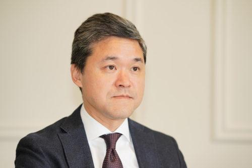 中嶋CEO