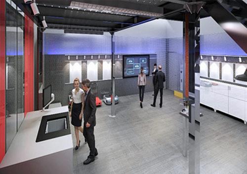 20170912mflp3 500x353 - 三井不動産/MFLP船橋1にICT関連機器16種類揃え、「ICT LABO」開設