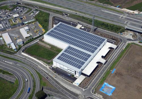 20170920daiwahouse1 500x350 - 大和ハウス/静岡県富士市にマルチテナント型物流施設を竣工