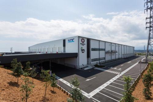 20170920daiwahouse2 500x334 - 大和ハウス/静岡県富士市にマルチテナント型物流施設を竣工