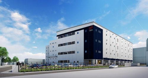 20170925orix1 500x266 - オリックス/神奈川県厚木市に3.3万m2の物流施設開発