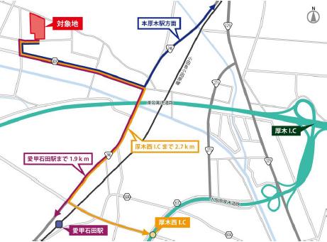 20170925orix2 - オリックス/神奈川県厚木市に3.3万m2の物流施設開発