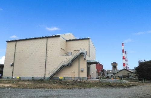 20170926nihonseishi1 500x325 - 日本製紙/島根の江津工場でセルロースナノファイバーの量産設備稼働
