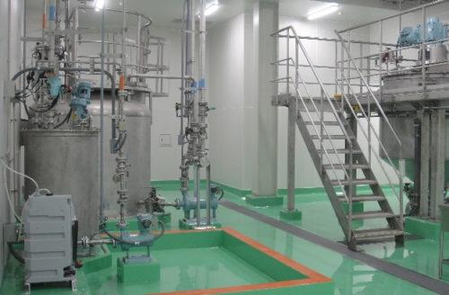 江津工場CNF量産設備