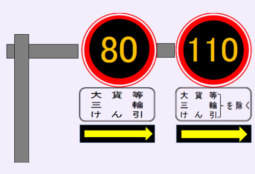 20170929kosoku1 500x341 - 新東名/最高速度110km試行開始、大型トラックは80kmのまま